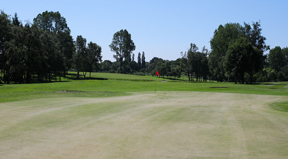 Whitefield golf club course overview