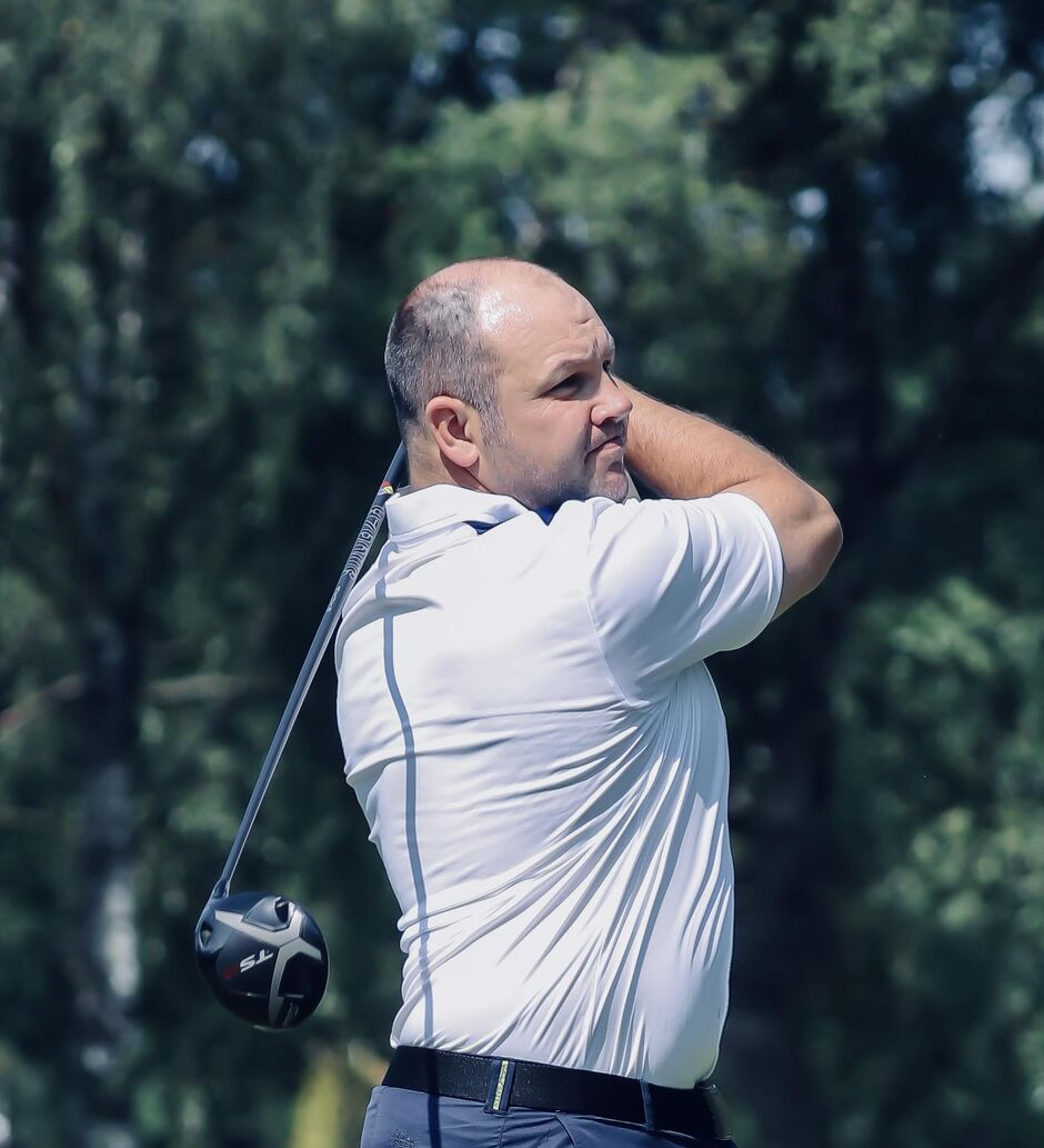 Golf Professional Chris Bibby Whitefield